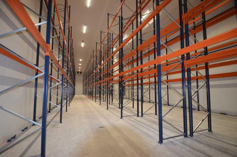 cámaras frigoríficas para empresas de logística y distribución
