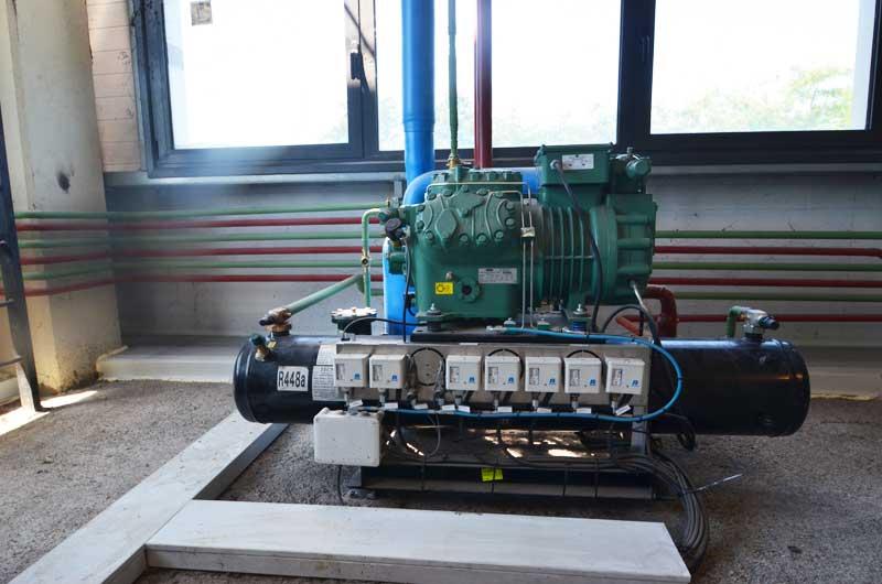 mantenimiento compresores de frio bitzer