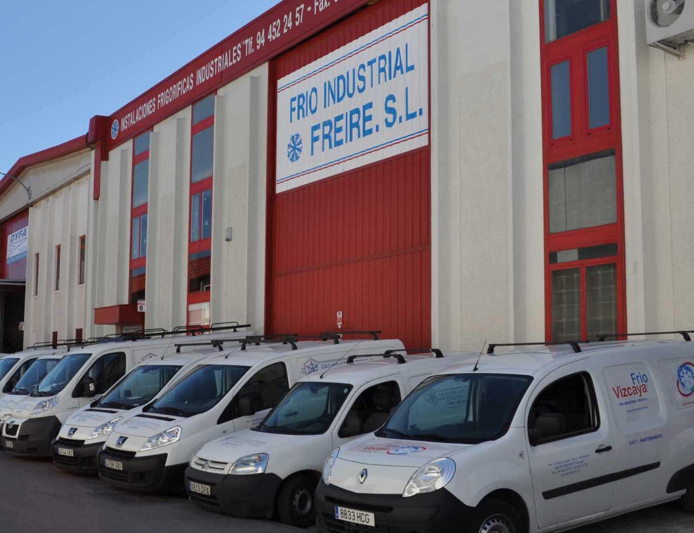 Servicio técnico y mantenimiento frio industrial, comercial y aire acondicionado