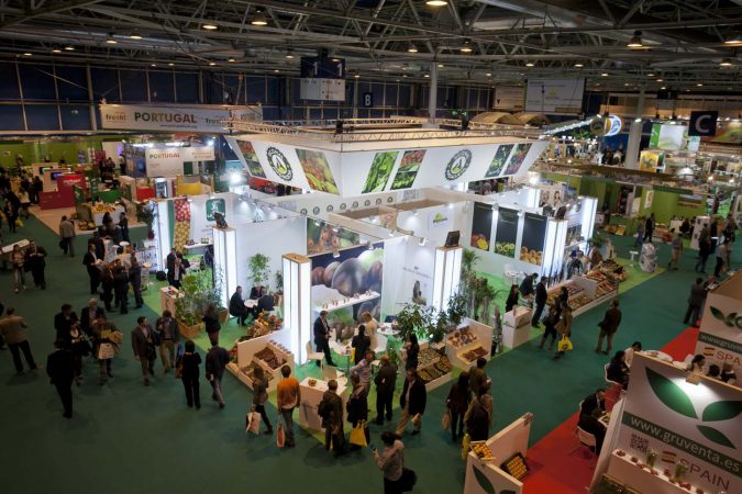 FRUIT ATTRACTION 2016 MADRID FERIA DE FRUTAS Y HORTALIZAS