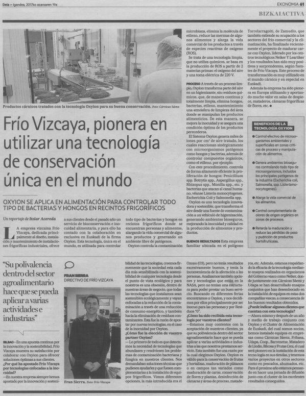 Noticias Deia / Bizkaiactiva Economia
