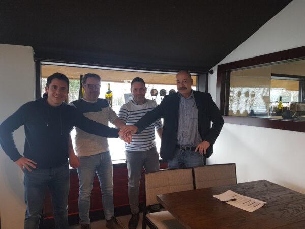 Frío Vizcaya® elegida como representante en España del grupo holandés Allround Vegetable Processing BV